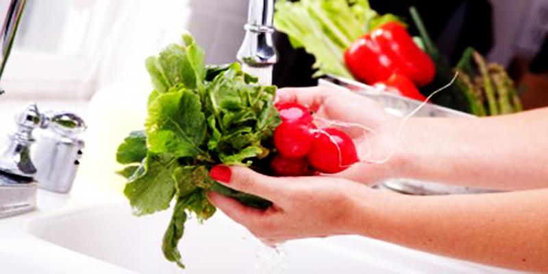 Temperatura e higiene garantem segurança dos alimentos