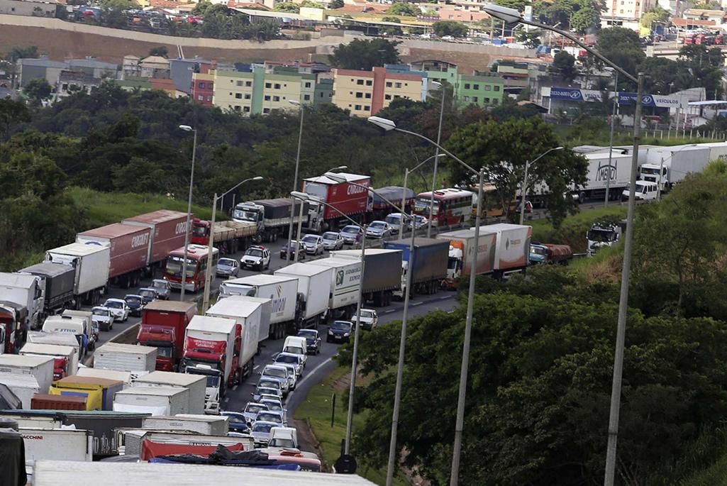 Estas são as estradas mais congestionadas da região Sudeste