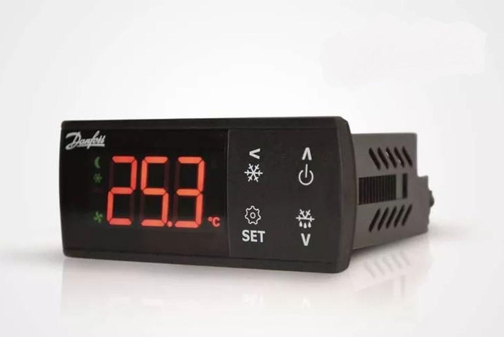 Danfoss lança controlador de temperatura que proporciona alta eficiência energética