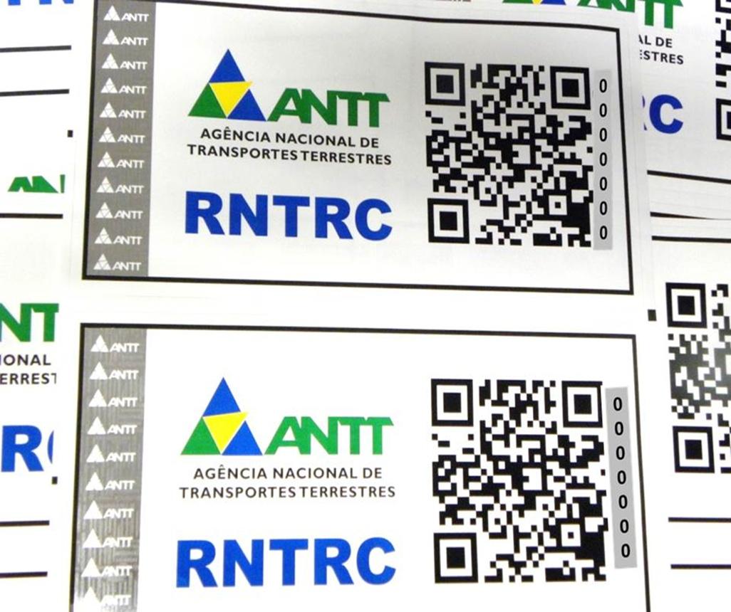 Como validar adesivos RNTRC da ANTT com seu celular