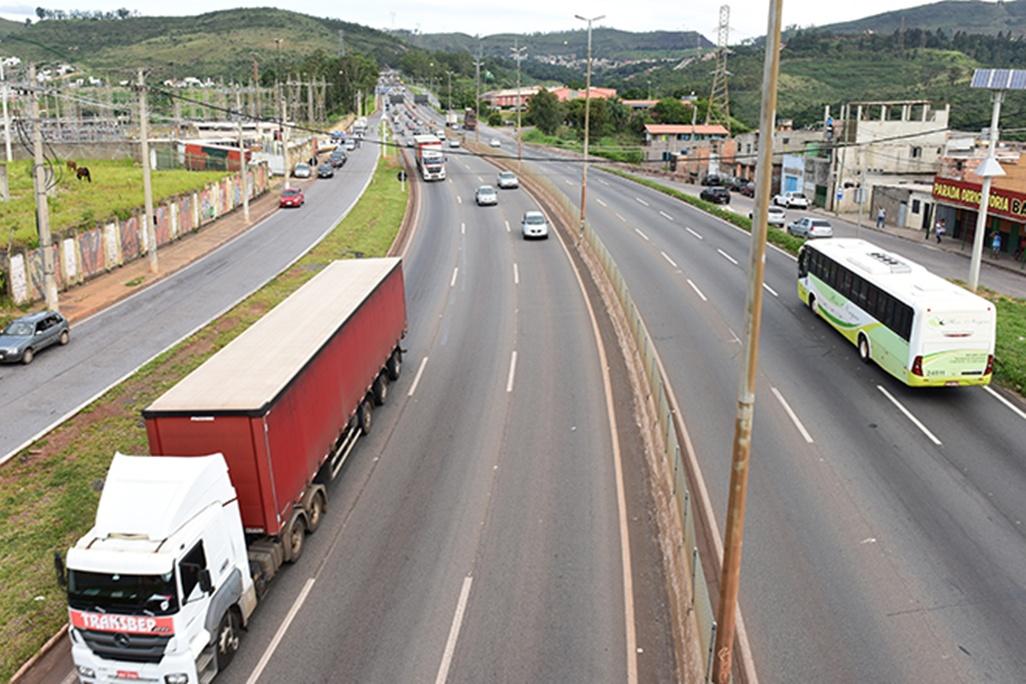 Pesquisa identificará principais corredores e gargalos logísticos do Brasil.