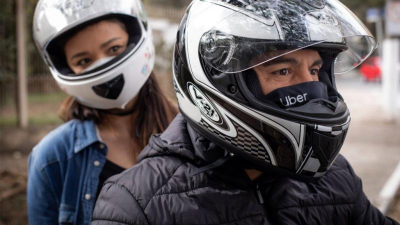 Secretaria de Transportes deve regulamentar Uber Moto em Campinas